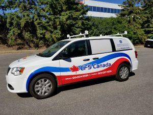 CFS Canada Truck