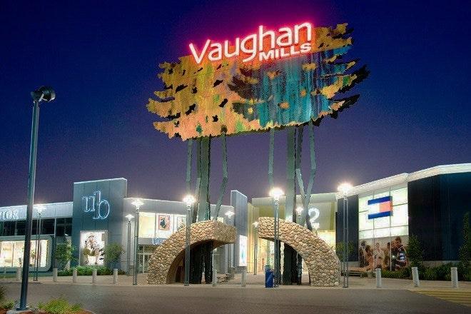 Vaughan Mills Automated Doors