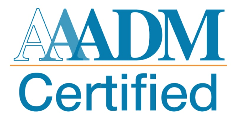 AAADM certified